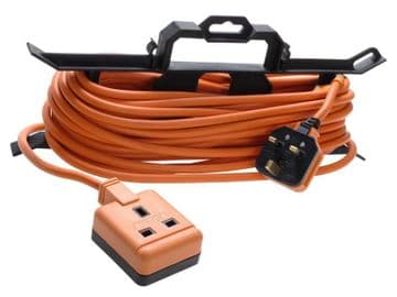 Garden Extension Lead 240V 15m